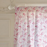 Flamingos! Curtains