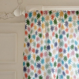 Twinkle Happy Stars Curtains