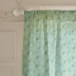 Juniper Winter Forest Curtains