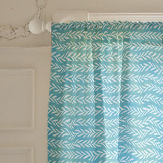 Herringbone Curtains