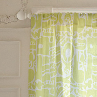 Funky Abstract Curtains