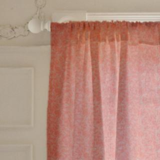Springtime Fresh Vintage Buds Curtains