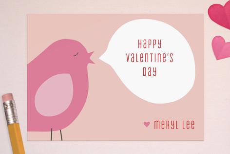 Tweet Tweet Classroom Valentine's Cards