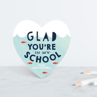 School Valentine Classroom Valentine's Cards