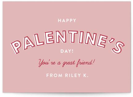 Palentine's Classroom Valentine's Day Cards