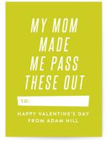 Mom Made Me by Amy Payne