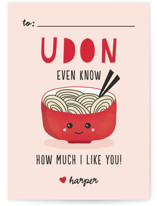 Udon Even Know by Lehan Veenker