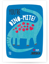 You're Dinomite Valentine!