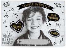 Fun Type. Classroom Valentine's Cards