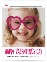 Heart Glasses by Jessie Steury