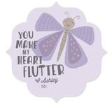 Fluttery Butterfly
