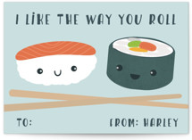 Sushi Love by Anne Holmquist