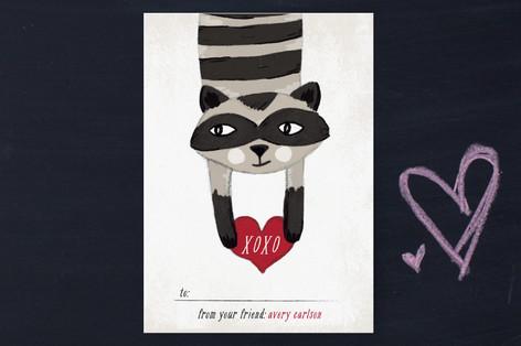 Love Bandit Classroom Valentine's Cards