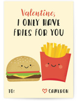 Fries with that? by Anne Holmquist