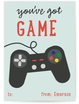 Video Gamer by Anne Holmquist