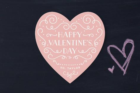 Classic Classroom Valentine's Cards