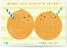 Orange Juice Glad
