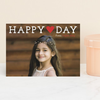 Happy Love Day Classroom Valentine's Cards