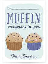 Love muffins by Anne Holmquist