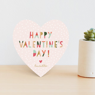 Valentine Cutie Classroom Valentine's Cards
