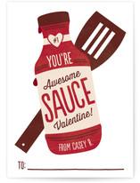 Awesome Sauce by Erica Krystek