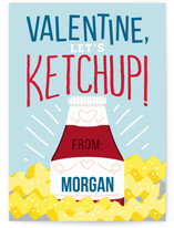 Let's Ketchup by Christina Novak