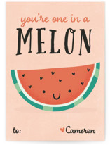 One In A Melon by Anne Holmquist