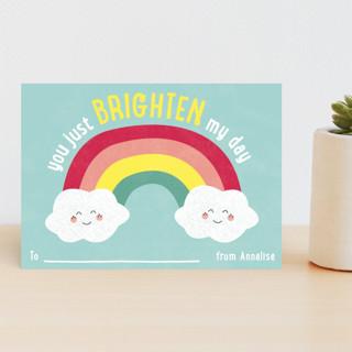Brighten My Day Classroom Valentine's Cards