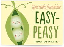 Easy-Peasy by Erica Krystek
