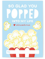 Popped Into My Life by Gina Grittner