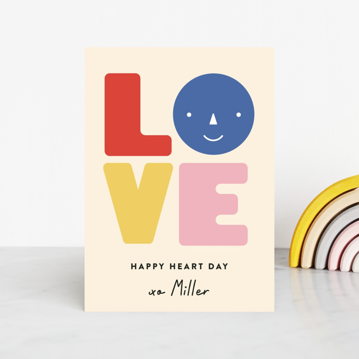 """""""Très Hip"""" - Classroom Valentine's Cards in Frenchie by Annie Clark."""