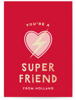 Super Friend by Lehan Veenker