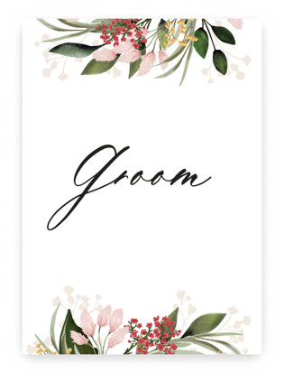 Blossom Small Signs