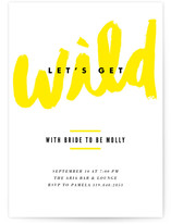 Let's Get Wild by Monica Tuazon