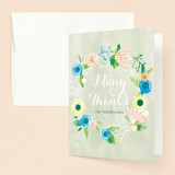 Bris and Baby Naming Thank You Card
