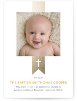 Baptism Ribbon