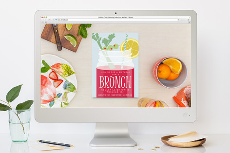 Bloody Mary Brunch Brunch Online Invitations