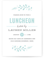 Chic Luncheon