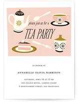 Retro Tea Party