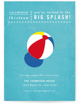 Big Splash by Bleu Collar Paperie