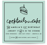 Cocktails And Cake by Little Bit Heart