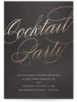 Gilded Cocktails