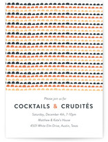 Patterns Cocktails & Crudites