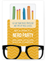 Pocket Protector Nerd Party