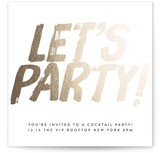 Bold Lets Party!