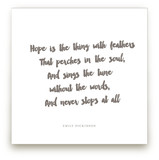Your Favorite Poem As An Art Print