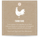 Farm Fare by That Girl Studio
