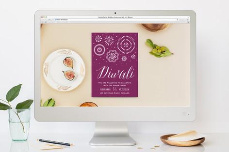 Diwali Diwali Online Invitations