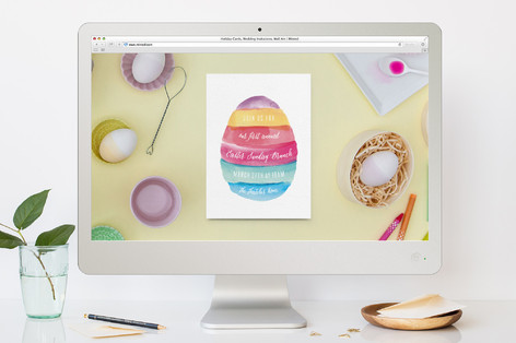 Easter Sunday Brunch Easter Online Invitations