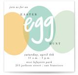 Modern Easter Egg Hunt